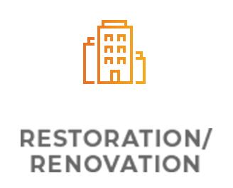 Restoration/Renovation