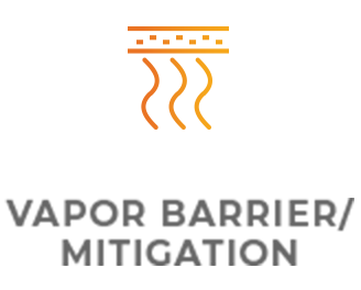 Vapor Barrier/Mitigation